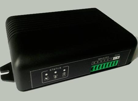 Картинка прибора для контроля транспорта GPS трекер