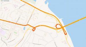 Максимальная точность обработки координат GPS трекера ProfGPS
